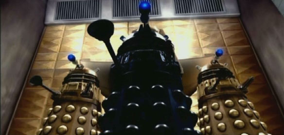"Daleks in ""Army of Ghosts"""