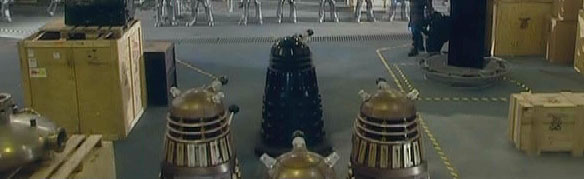 Black New Series Dalek