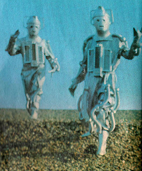 Radio Time Cybermen 1973
