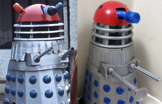 Red Top Dalek