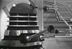 Black Dalek close up