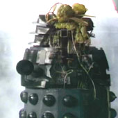 Resurrection of the Daleks - Dead Dalek