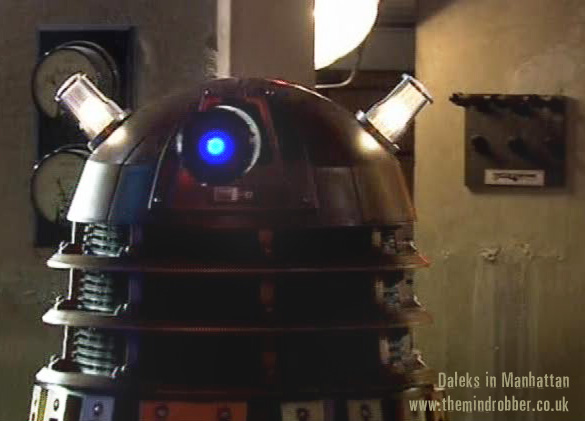Daleks in Manhattan - Evolution of the Daleks