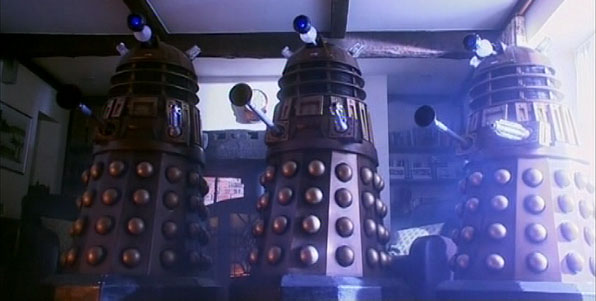Daleks in the House