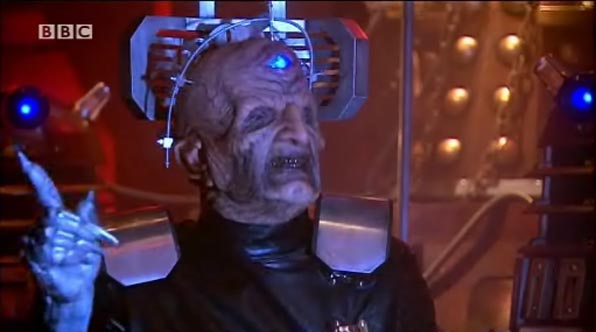 Davros in Journeys End