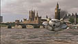UFO Crashes into Thames