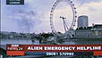 Alien Emergency on News