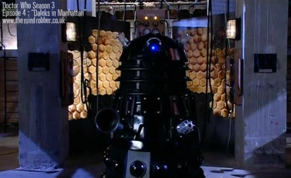 The Black Dalek - Daleks in Manhattan - Evolution of the Daleks