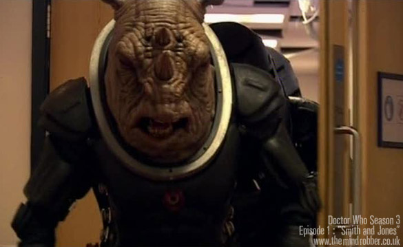 Judoon - Smith and Jones