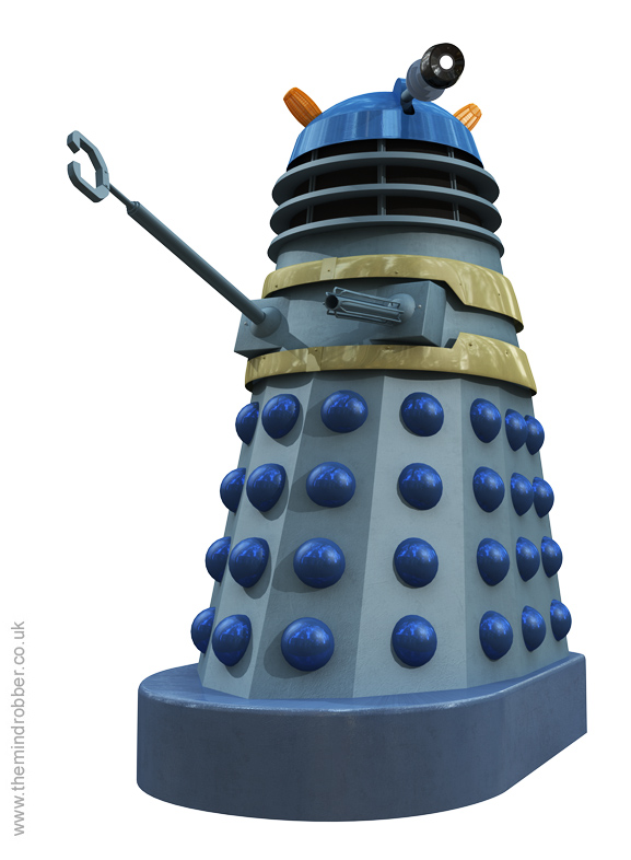 Doctor who artwork facts reviews and guiedes 3d dalek - Doctor who dalek pics ...