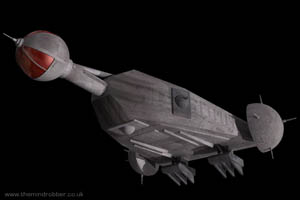 Armageddon Factor Marshall Ship