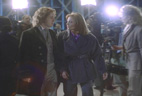 Full length Paul McGann as Doctor Who