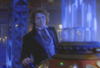 8th Doctor inside TARDIS