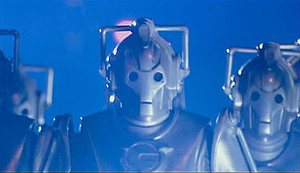 Rise of the Cybermen Army