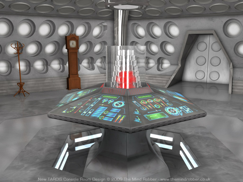 good looking doctor who bedroom wallpaper.  Doctor Who TARDIS Interior Redesign Console Control Room