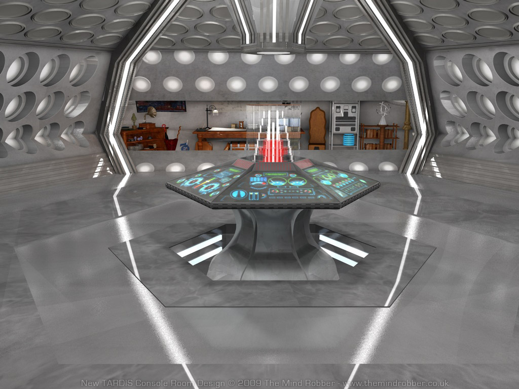 good looking doctor who bedroom wallpaper. New TARDIS Console Room Design Doctor Who Interior Redesign Control