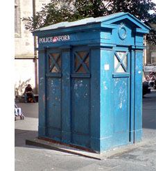 A History Of The Real Police Box