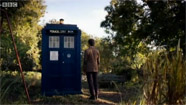 New TARDIS police box