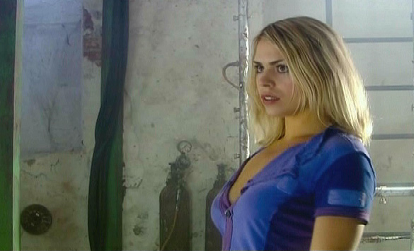Billie Piper plays Rose