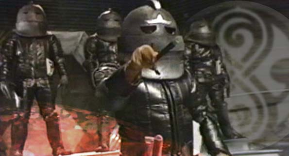 Stor - Sontarans in The Invasion of Time