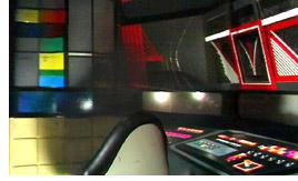 Inside a Sontaran Ship