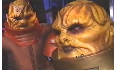 Shakedown Sontarans