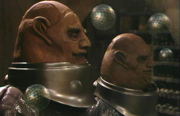 Sontarans - The Two Doctors