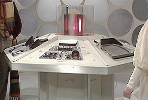 New Tom Baker Console
