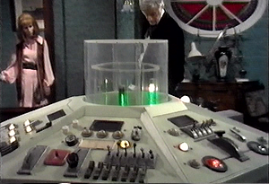 Pertwee Console