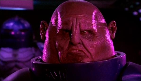 Doctor Who Series Four - The Sontaran Stratagem & The ...